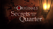 Secrets from quarter
