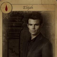 Elijah -