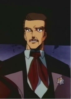 Vampire Hunter D - Town's people