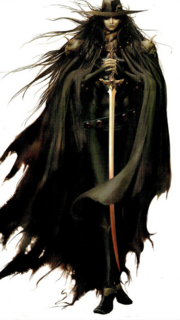 Doujinshi Vol 3 image Vampire Hunter D Saiko Takaki sword
