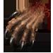 Werewolf claw