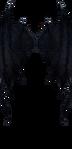 Black Devil Wings