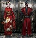 The Kabuki Set