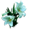 Inx White Lilies