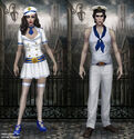 The Sailor set
