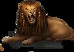 Dreaded Lion