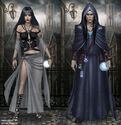 The Goth Oracle set