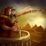 Cleopatra's Majesty large