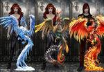 The Phoenix set