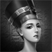 Nefertiti's Narcissism BW