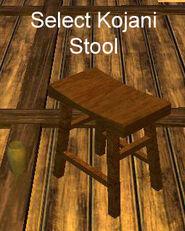 Select Kojani Stool