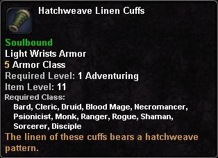 HatchweaveLinenCuffs RestlessFarmers