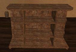 Small standard qalian bookshelf