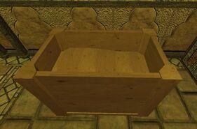 Open top standard qalian crate