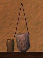 Firegrass kojani hanging basket