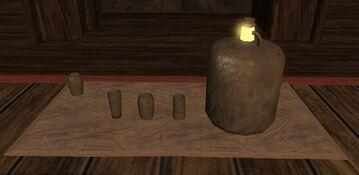 Thestran sandstone tableware