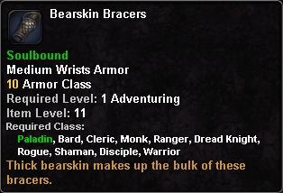 BearskinBracers RestlessFarmers