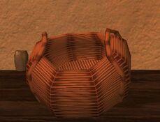 Silkbloom qalian basket