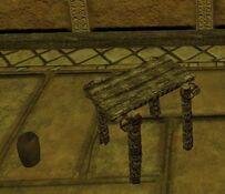 Standard qalian stool