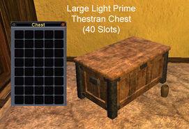 Large Light Prime Thestran Chest
