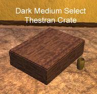 Dark Medium Select Thestran Crate