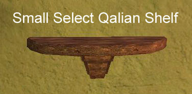 Small Select Qalian Shelf