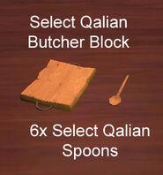 Select Qalian Tableware