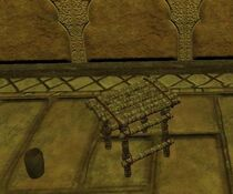 Medium square standard qalian stool