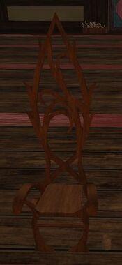 Leth nurae chair