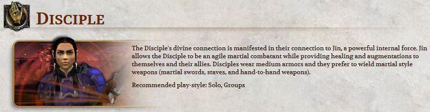 Disciple official