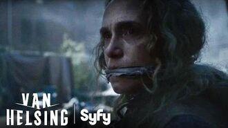 VAN HELSING Season 1, Episode 9 'Traitors In Our Midst' Syfy