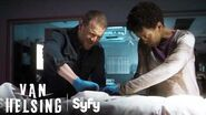 VAN HELSING Season 1, Episode 7 'You Missed All the Fun' Syfy