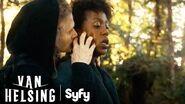 VAN HELSING Season 1, Episode 10 'Stay Away From Me' Syfy