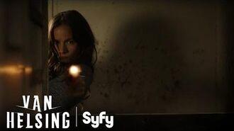 VAN HELSING Inside Season 1 Episode 12 Syfy