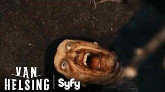 VAN HELSING Season 1, Episode 11 'I Can Hear You' Syfy