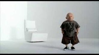 Verne Troyer WoW Commercial