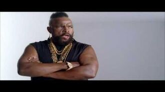 World of Warcraft Commercial - Mr T