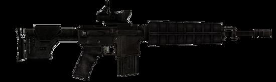 General purpose assault rifle