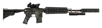 M17A1 Assault Carbine