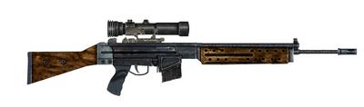 G3 sniper rifle fallout
