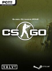 CS GO Box art