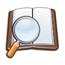 File:Nuvola apps kpdf recolored horizontal flip.png