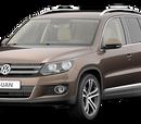 Volkswagen Tiguan 5N