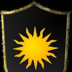 Гербовый щит Нильфгаарда