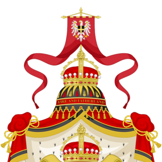 Герб Редании, объединившей Север