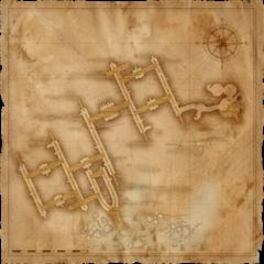 Общая карта канализации