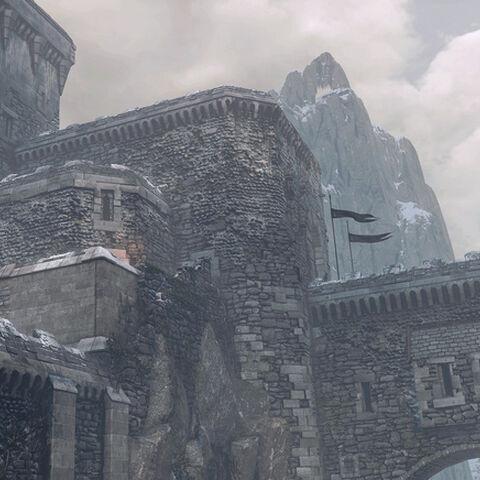 Каэр Трольде в игре «Ведьмак 3: Дикая Охота»