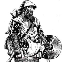 Нильфгаардский солдат