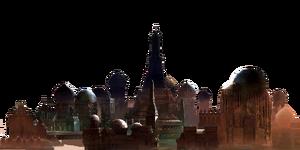 Places Underwater city