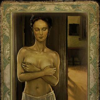 Секс-карточка с Розалиндой